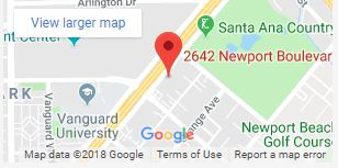 map of 2642 newport blvd
