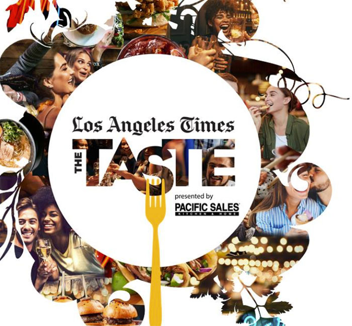 promotional image of The Taste of Costa Mesa event